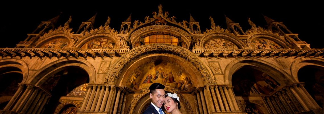 The Wedding Day Asian Luxury Venice Sophia & Carl