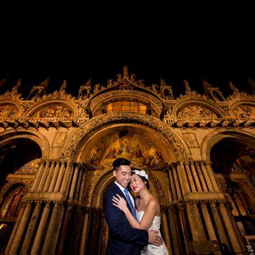 The Wedding Day Asian Luxury Venice Sophia & Carl