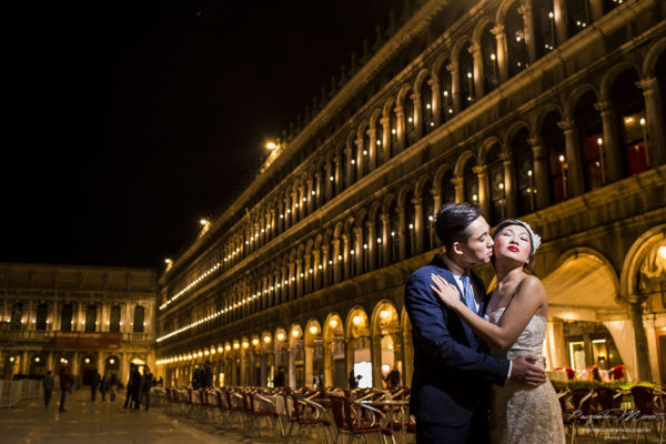 international wedding in italy