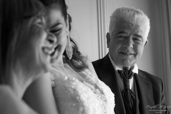 family bride