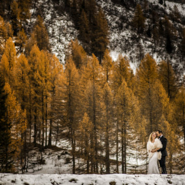 Destination Wedding | Trash the dress |