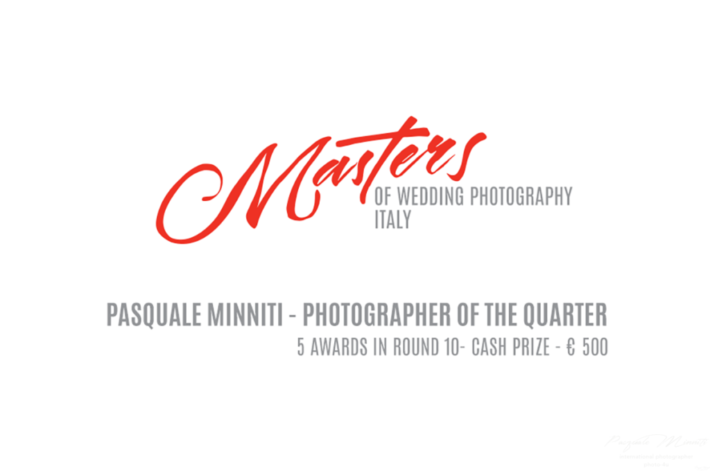 first place italian photographer