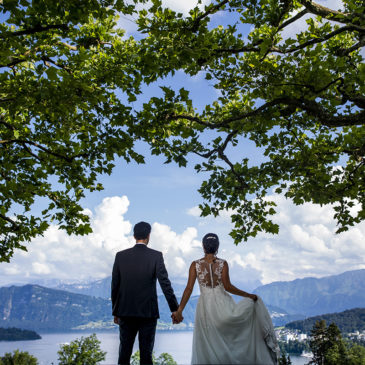 Wedding In Luzern Switzerland
