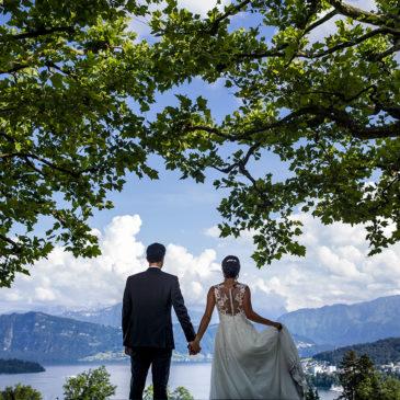 Wedding In Luzern Switzerland