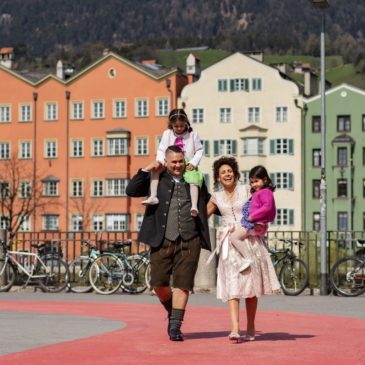 Wedding In Innsbruck – Austria